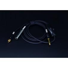 Клип-Корд RCA + Switch переключатель
