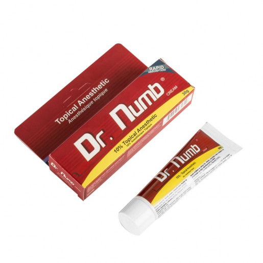 Крем анестетик Dr. Numb 30г