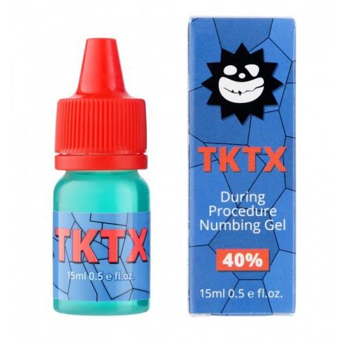 tktx anesthetic gel